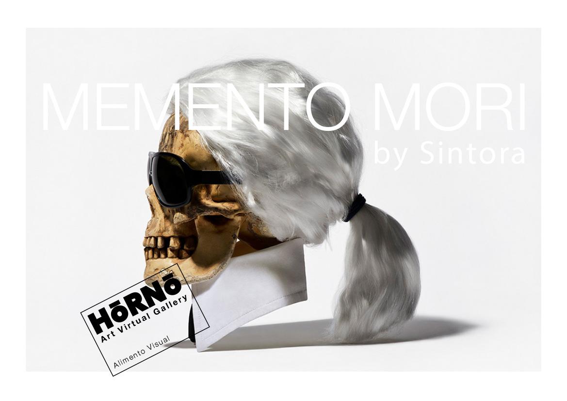 Sintora-Memento-mori-karl-lagerfeld-Horno-Virtual-Gallery-Productos-Alimentacion-visual-galeria-arte-fotografia-artistica-calavera-skull-art-exposicion-2020-skulls-calaveras-original