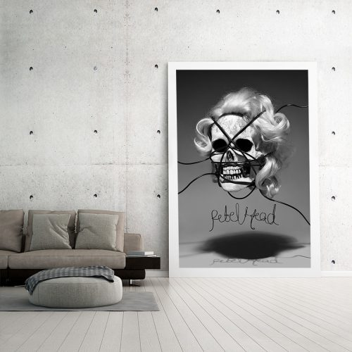 Sintora-Memento-mori-rebel-head-Horno-Virtual-Gallery-galeria-arte-fotografia-artistica-decorativa-decoracion-calavera-skull-art-madonna-rebel-heart-215X150