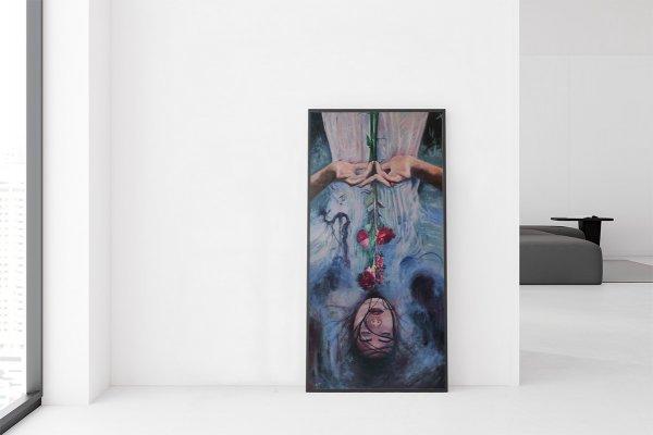 Jose-Moratalla-novia-muerta-exposicion-de-peccatis-et-morte-Horno-Art-Virtual-Gallery-galeria-arte-online-ilustracion-fotografia-decoracion-interiorismo