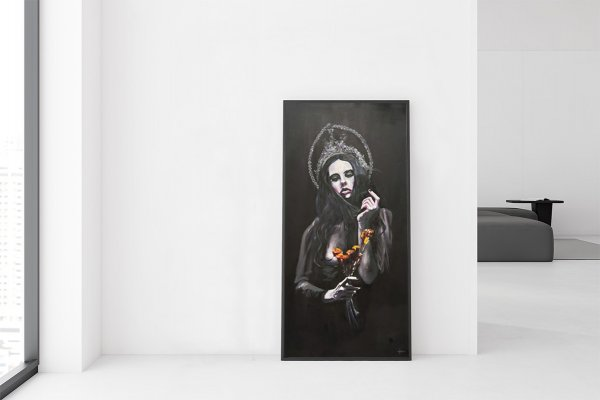 Jose-Moratalla-virgen-dolorosa-exposicion-de-peccatis-et-morte-Horno-Art-Virtual-Gallery-galeria-arte-online-ilustracion-fotografia-decoracion-interiorismo