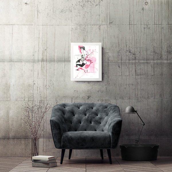 Los-Pelos-del-meteme-la-mano-exposicion-de-peccatis-et-morte-Horno-Art-Virtual-Gallery-galeria-arte-online-ilustracion-fotografia-decoracion-interiorismo