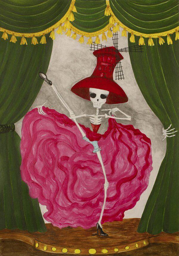 Sandra-trujillo-le-crane-moulin-rouge-Exposicion-colectiva-de-peccatis-et-morte-fotografia-Horno-Art-Virtual-Gallery-galeria-arte-decorativa-decoracion-2021