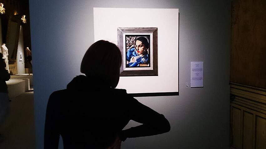 Tamara-de-Lempicka-madrid-Palacio-Gaviria-exposicion-Horno-Art-Virtual-Gallery-galeria-online-fotografia-ilustracion-pintura-decoracion-edicion-limitada-850x478