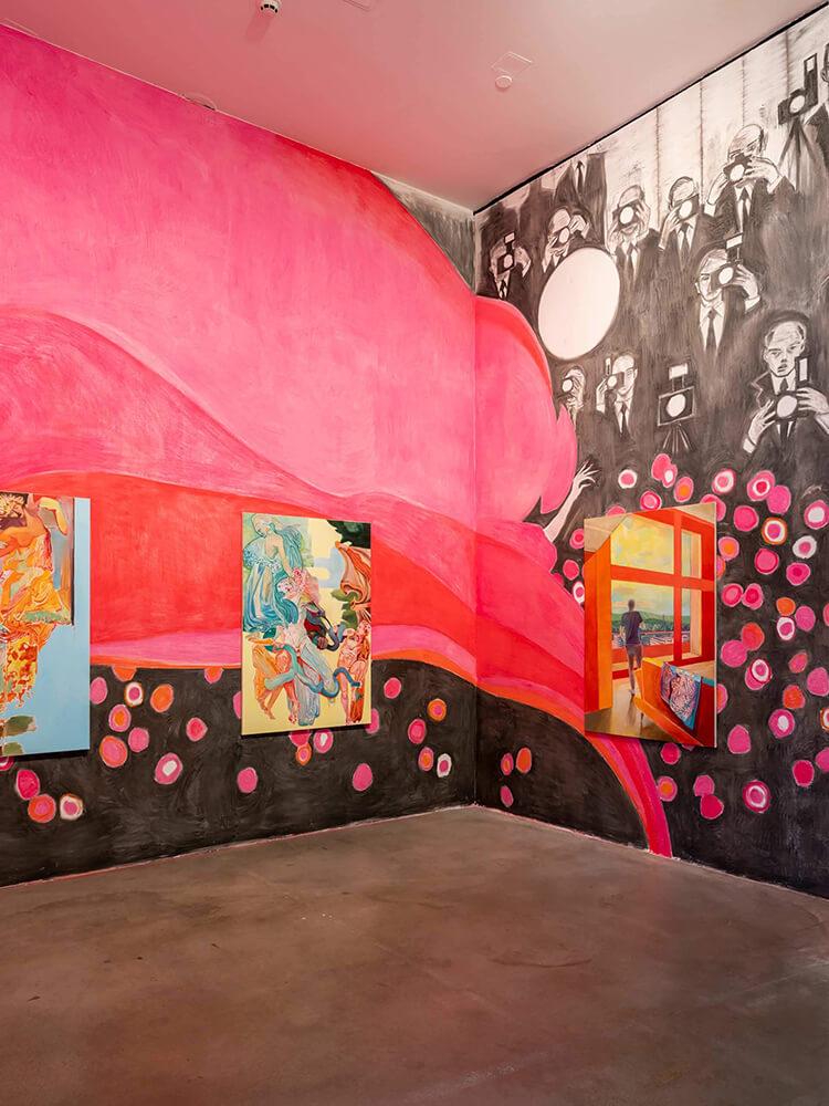 Marc-Bauer-Exposicion-Locos-años-20-Museo-Guggenheim-Bilbao-2021-Horno-galeria-arte-online-sala-750x1000
